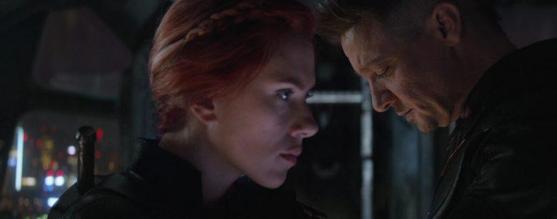 scarlett johansson Avengers Endgame