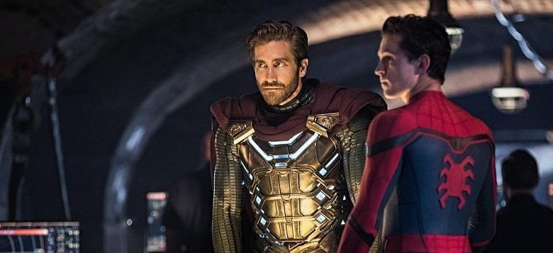 spider man far from home review gyllenhaal
