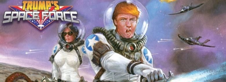 timothy lim trump space force