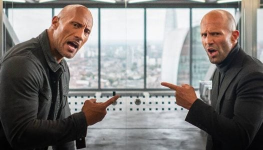 'Hobbs & Shaw' – Loud, Dumb, Silly and Spectacular