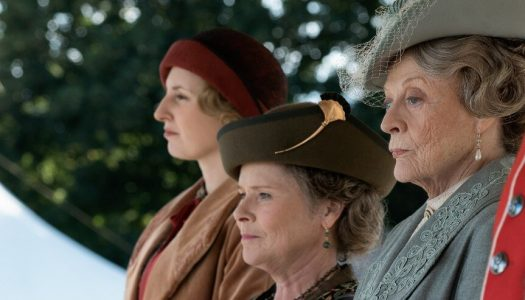 'Downton Abbey' Delivers Fan Service with Panache