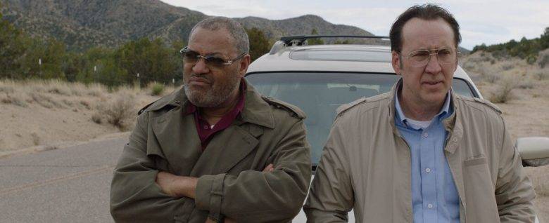 running with the devil review nicolas cage laurence fishburne
