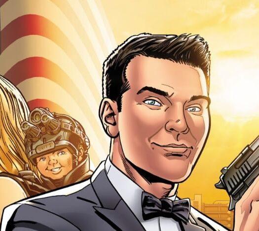 agent poso jack posobiec graphic novel interview
