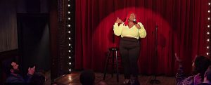 be the difference comedy central Yamaneika Saunders