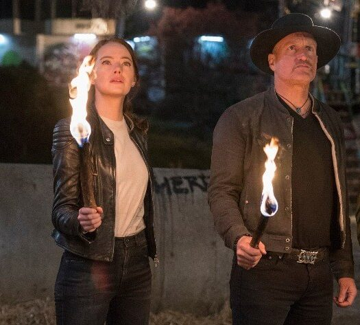zombieland double tap review cast