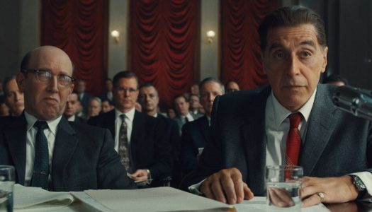 Scorsese's De-Aged 'Irishman' Caps Epic Gangster Canon