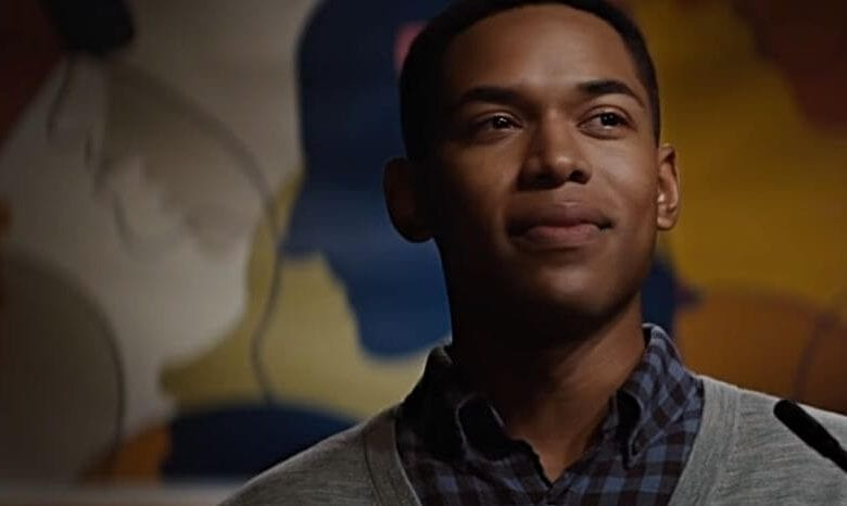 Kelvin Harrison Jr. star of Luce