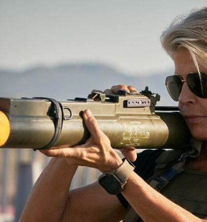 terminator dark fate review linda hamilton