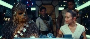 The Force Fails, Big Time, in 'The Rise of