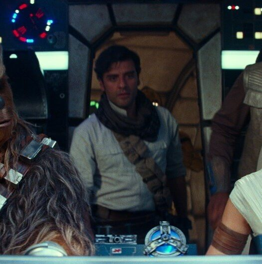 rise of skywalker review Daisy Ridley