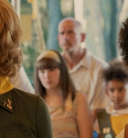 Troop Zero movie review Allison Janney Viola Davis