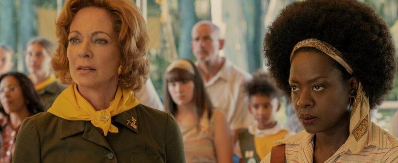 Troop Zero movie review Allison Janney Viola Davis