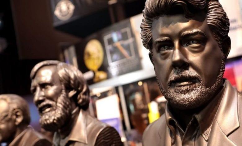 george lucas bust (1)