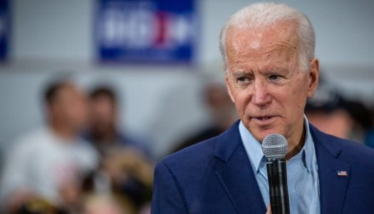 Meet Biden's Shockingly Small Celebrity Support Team