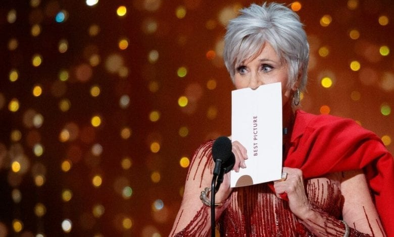 oscars jane fonda liberal lectures
