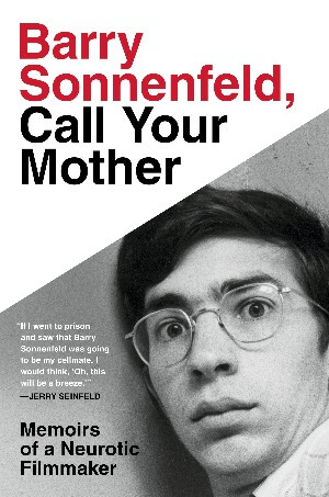 Barry Sonnenfeld Call Your Mother book