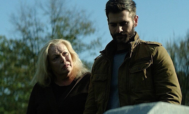Shooting Heroin review Cathy Moriarty and Alan Powell