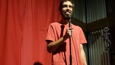 Photo of Apolitical Klatman a Snug Fit for L.A.'s Comedy Scene