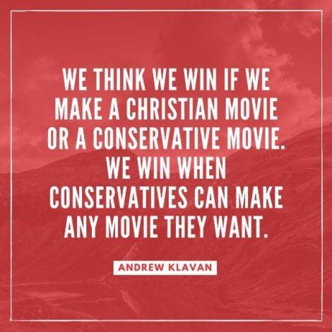 Andrew Klavan on Christian movies