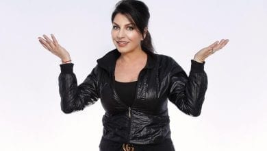 Photo of Comic Tammy Pescatelli Is Paying It Forward, Old School