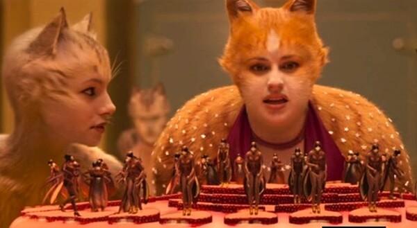 Rebel Wilson stars in Cats