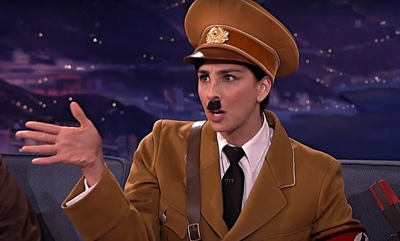 hollywood trump hitler sarah silverman
