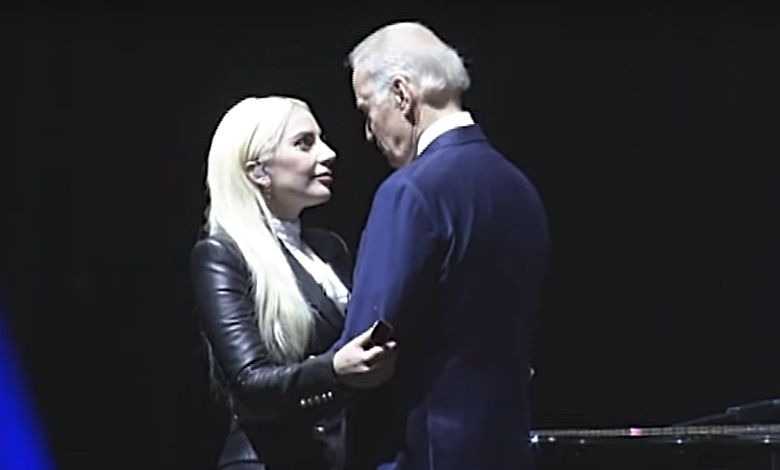 FLASHBACK: Lady Gaga Joins Biden for MeToo PSA - Hollywood in Toto