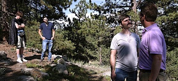 man camp movie confrontation