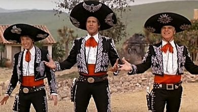 Photo of 15 Super Fun Facts from 'Three Amigos'