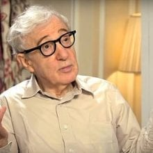 Photo of Woody Allen, Unexpected Culture Warrior