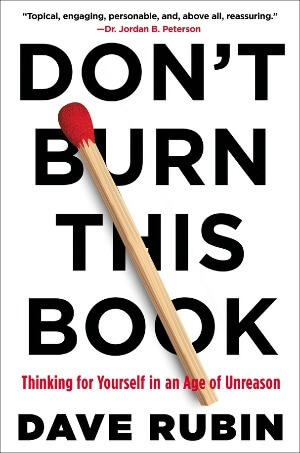 Dave Rubin Dont Burn This Book cover