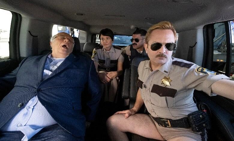Reno 911 quibi Thomas Lennon (1)