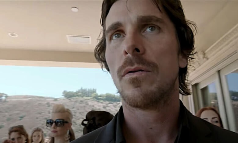 knight of cups christian bale