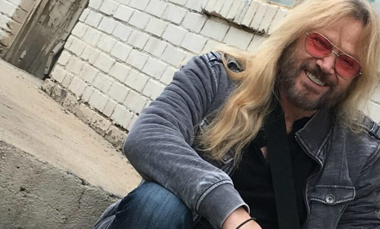 Conservative comic Steve McGrew