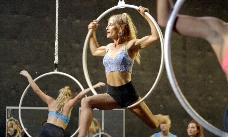 Dreya Weber stars in THE AERIALIST review