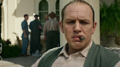 Photo of Tom Hardy's 'Capone' Is Terrible, but That's Not the Point