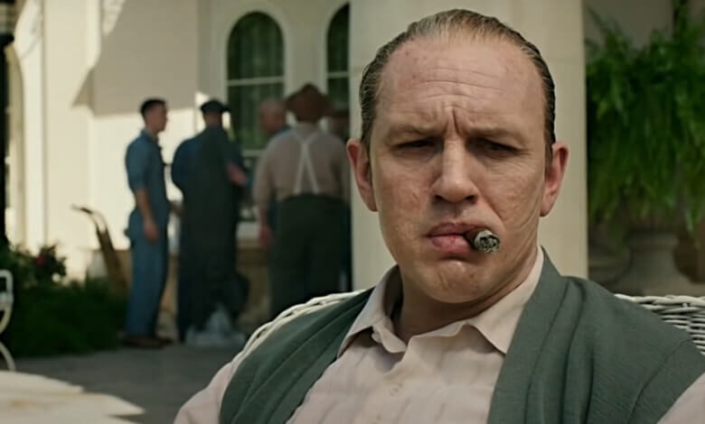 capone review tom hardy