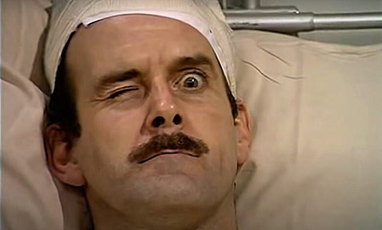 fawlty towers DVD sales