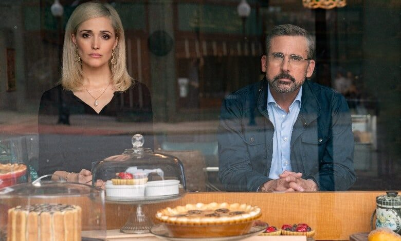 irresistible review rose byrne steve carell