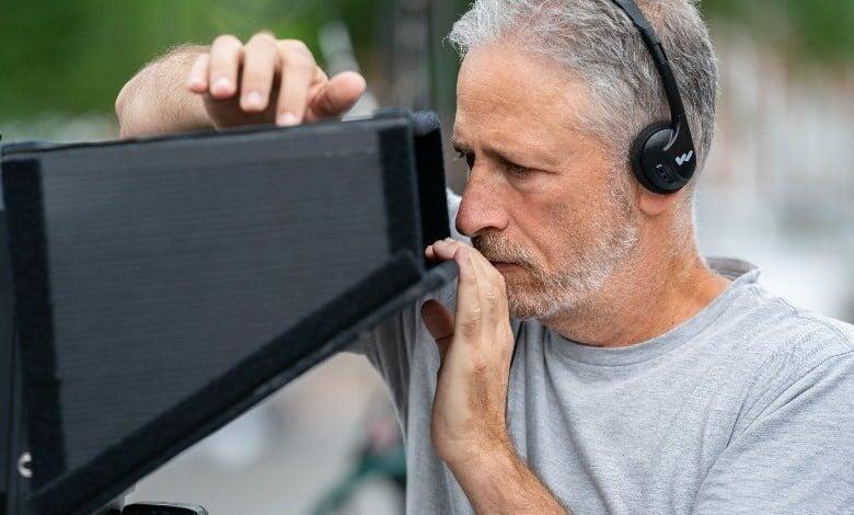 jon stewart directing Irresistible