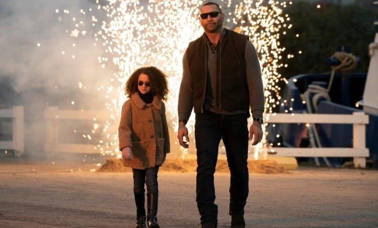my spy review Dave Bautista Chloe Coleman