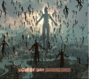 Light Of Day -- Dimensions Album Cover