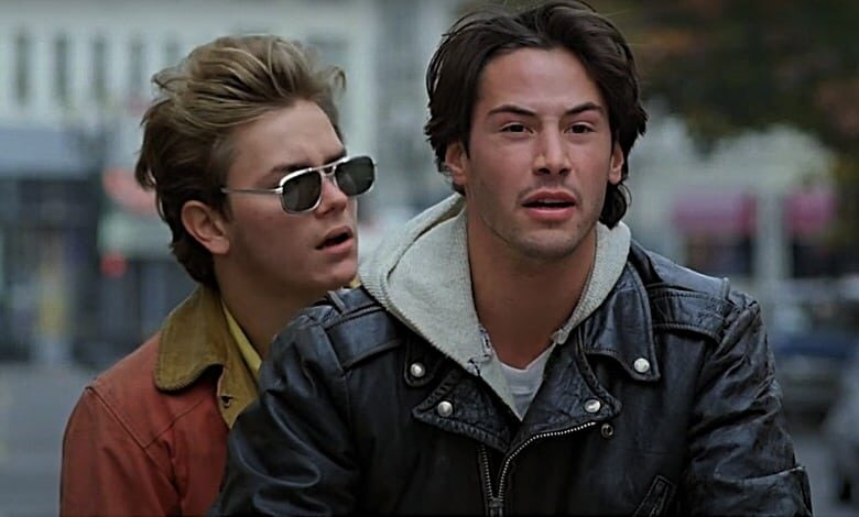 my own private idaho review River Phoenix Keanu Reeves