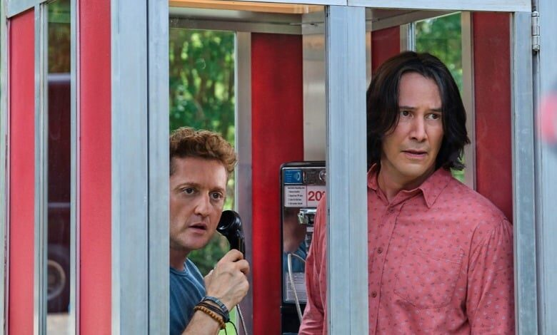 Bill and Ted Face the Music review Alex Winter and Keanu Reeves