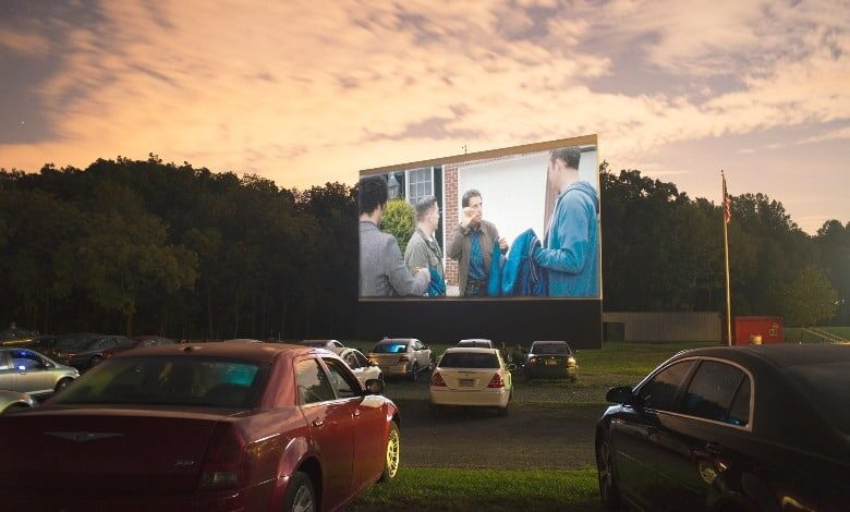 drive in movie theaters pandemic