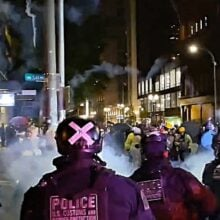 Photo of John Oliver Lies About Portland Violence, Reporters Run to His Defense