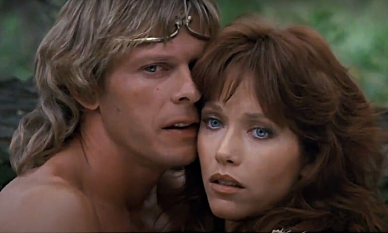 the beastmaster review marc singer tanya roberts