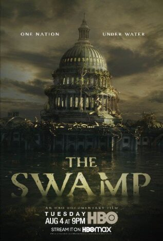 the swamp hbo poster