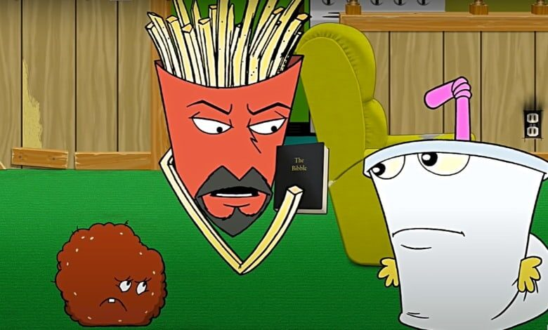 aqua teen hunger force censored cancel culture