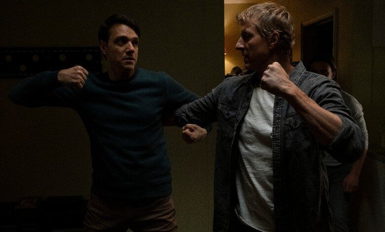 cobra kai review ralph macchio william zabka